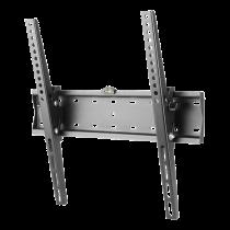 """DELTACO tiltable wall mount for TV / screen, 32-55 """", max 40kg, VESA 200x200-400x400, slim / ARM-1101"""