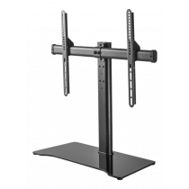 "DELTACO Tabletop stand for TV, 37""-70"", 40kg, 200x200mm-600x400mm"