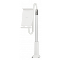 "DELTACO Stand For Smartphones, Tablets,  4 ""and 10.6"" , White / ARM-277"