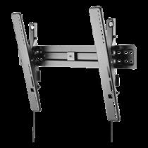 "DELTACO Slim TV / Monitor Wall Mount, 37 ""-70"", Tiltable, 3.1 cm Profile, Water Pass, VESA, Black / ARM-469"