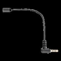 BY-UM4, 3.5 mm flexible mini microphone BOYA black / BOYA10083