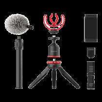 BOYA BY-VG330 Universal video kit for smartphone, black BOYA10153