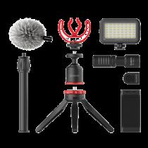 BOYA BY-VG350 Ultimate video kit for smartphone, black BOYA10154