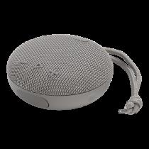 Bluetooth speaker STREETZ waterproof, 5 W, AUX, built-in mic, grey / CM764