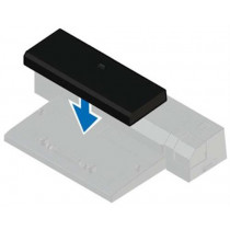 Dell E-Docking Spacer - Docking Station Adapter - for Latitude 452-BBID / DEL1005195