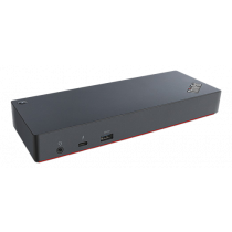 Dock Lenovo ThinkPad Thunderbolt 4x USB 3.0, 2x Display Ports, black / DEL1008400