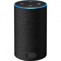 Amazon Echo (2nd Gen) Smarth Speaker, Alexa, Charcoal Textile B0749WVS7J / DEL1009680
