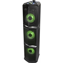 Portable speaker NGS Wild Trap 3, 600W
