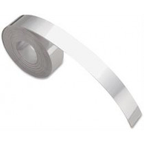 Aluminum tape DYMO  for M1011  for embossing, with glue, 12mm, 3.65m / 35800