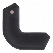 DELTACO GAMING wristpad, black / GAM-009