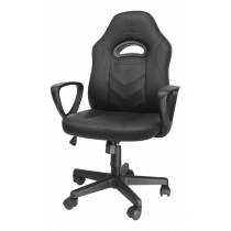 Gaming chair DELTACO GAMING Junior, PU leather, black / GAM-094