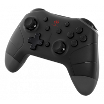 Controller DELTACO GAMING for Nintendo Switch / PC / Android, Bluetooth 2.1, ABS plastic, black / GAM-103
