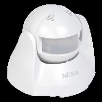 Motion detector NEXA SP-816, Z-Wave Plus, IP44, white / GT-886