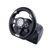 Steering Wheel TRACER Sierra PC + GAME  TRAJOY34008