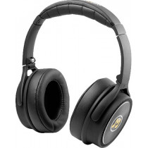 Headphones Technaxx MusicMan ANC, BT 4.2, active noise cancellation, black / BT-X43