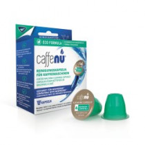 Eco Formula Cleaning Capsules Caffenu Nespresso compatible / 352741