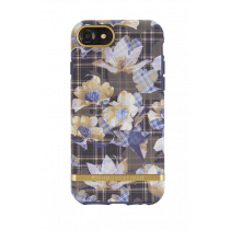 Case Richmond for iPhone 6/6s/7/8, grey floral / IP678-208
