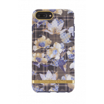 Case Richmond for iPhone 6/6s Plus/7/8 Plus, blue floral / IP678-2088