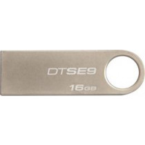 DTSE9H / 16GB USB 2.0 memory, DataTraveler SE9, 16GB , champagne colored KINGSTON / KING-0736