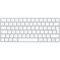 Apple MLA22S / A - Apple Magic Keyboard, silver / white / MLA22S/A