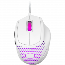 Gaming mouse COOLER MASTER MM720, white matte / MM-720-WWOL1