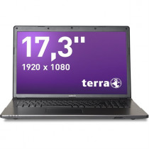 "Notebook Terra I7-6700HQ, 17.3"", 16GB / NL1220568"