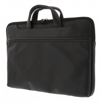 "DELTACO notebook case up to 15.6 "", PU leather, black / NV-792"