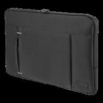 "DELTACO Laptop sleeve for laptops up to 12 "", black  NV-902"