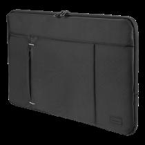 "DELTACO Laptop Case, for laptops up to 15.6 "", polyester, black  NV-904"
