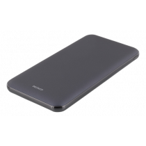 Power bank DELTACO 10000mAh, 2.4A, 37Wh, USB-C, navy blue / PB-1064