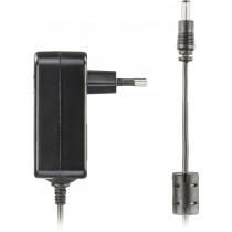 AC adapter DELTACO 100-240V, 50 / 60Hz to 5V DC, 3A , 1.5m, black / PS05-30A