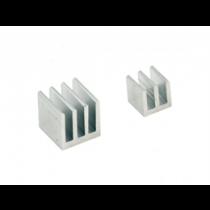 2 pcs aluminum fins Raspberry Pi MMP-0140 / RPI-1035