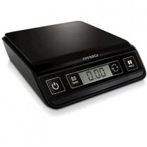 Letter scale DYMO M1 digital display, 1kg, black / S0928980
