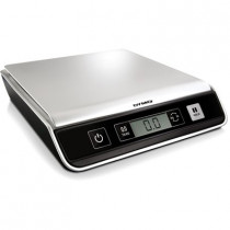 Letter and package scale DYMO M10  digital display, USB, 10kg, silver / black / S0929010