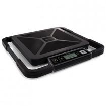 Package scale DYMO digital display, USB, 50kg, black / S0929020