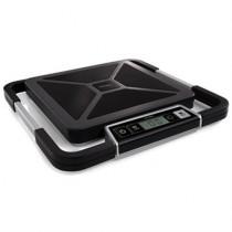 DYMO S100 package scale, digital display, USB, 100kg, black / silver S0929030