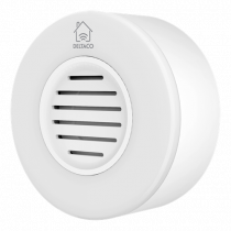 DELTACO SMART HOME WiFi siren, white SH-SI01