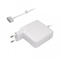 45W Power Adapter for Macbook Air, MagSafe 2, white / SMP-109