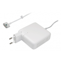 2 60W AC adapter for Apple Macbook Pro, 16.5V, 3.65A, white Magsafe / SMP-113