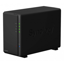 Synology 1.4 Ghz, 3840x2160 in 60Hz, 24TB, black / DS218play / SYNO-0023