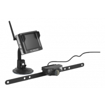 "Camera for cars Technaxx 3.5 "", 320x240 pixels, black / TECH-002"