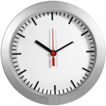 Video wall clock Technaxx 720x480, 1000mAh, white / TECH-005