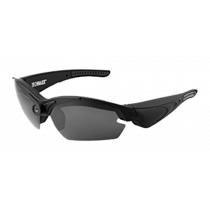 Video-sports glasses Technaxx Full HD, UV400, black / TECH-007