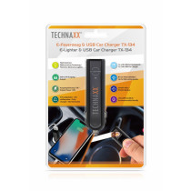 Technaxx TX-134 E-LIGHTER AND USB CAR CHARGER