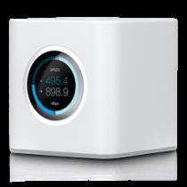 Ubiquiti AmpliFi Hem Router, Without Mesh Points, Plug and Play, Up to 5 Gb / s, White AFI-R / UBI-AFI-R