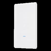 Ubiquiti AC Mesh Pro Access Point, 2.4 / 5GHz Dual Band, PoE +, For Outdoors, 802.11ac, White UAP-AC-M-PRO  / UBI-UAP-AC-M-PRO
