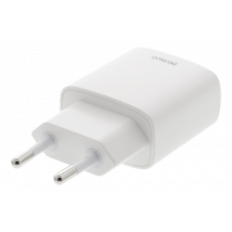 DELTACO USB wall charger, 10 pcs, 2.4 A, 100 V / 240 V, white USB-AC180