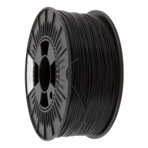 3D PLA filament Prima 1.75mm, 1kg reel, 335m, black / 10561