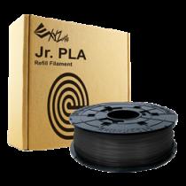 3D XYZprinting da Vinci Junior / Mini PLA filament, 1.75 mm, 600g, black RFPLCXEU01B / 10573