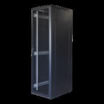 TOTEN System G, шкаф 19 дюймов, 42U, 600x1000, перфорированная входная дверь, перф.
